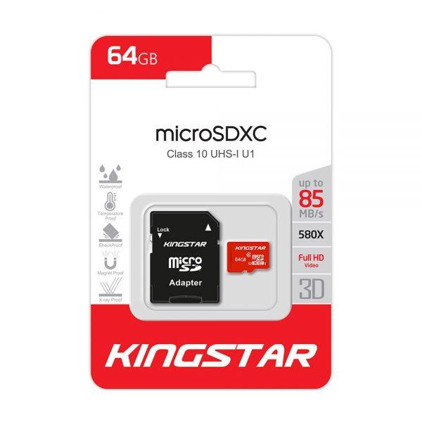 KingStar MicroSDHC Memories